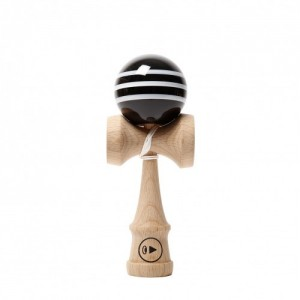 PLAY PRO K KENDAMA BLACK DELICIOUS