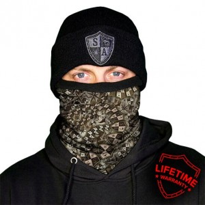 FROST TECH STEALTHTECH DREGS FLEECE LINED FACE SHIELD