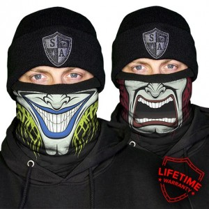 FROST TECH TWO SIDED FLEECE LINED FACE SHIELD