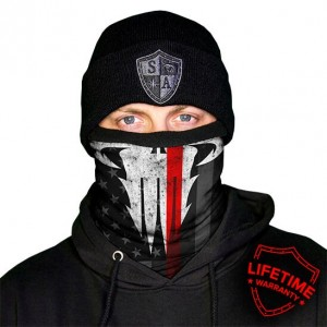 FROST TECH FIRE APPRECIATION FLEECE LINED FACE SHIELD