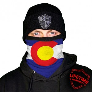 FROST TECH | COLORADO FLEECE LINED FACE SHIELD
