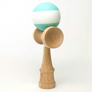 KENDAMA KROM RUBBER STRIPE MINT W. WHITE