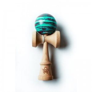 SWEETS KENDAMAS PRIME CUSTOM V8 - CHAZ EDWARDS THROWBACK - CUSHION CLEAR
