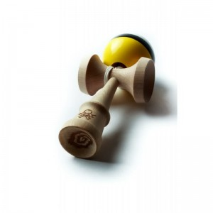 KENDAMA SWEETS PRIME LUZUMAKI YELLOW