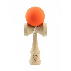 KROM KENDAMA RUBBER SOLID ORANGE