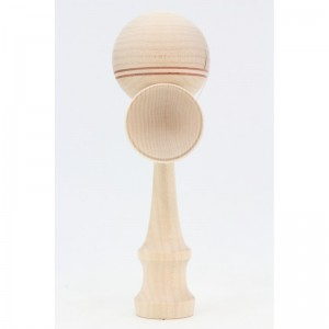 KENDAMA GLOKEN DOUBLE STRIPE PADAUK