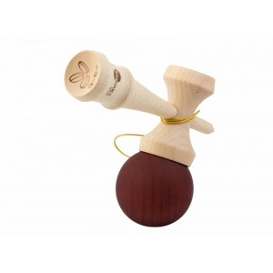 KENDAMA USA PRO MODEL KAIZEN ZACK YOURD V4 BROWN BREW