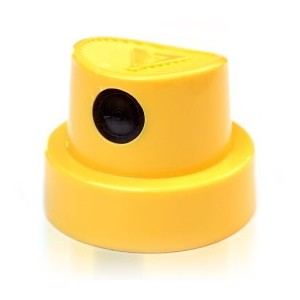 Cap Loop SuperFat Yellow