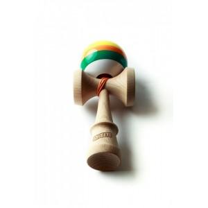 Sweets Kendamas - Prime 5 Stripe - Poncho