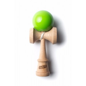SWEETS KENDAMAS PRIME SOLID GREEN