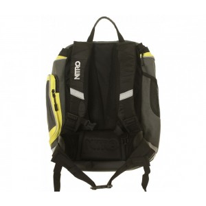 RUCSAC NITRO BACKPACK BANDIT GUNMETAL