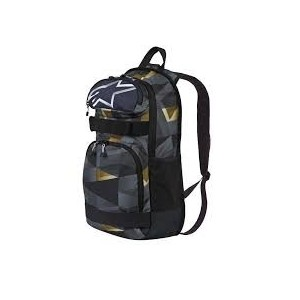 RUCSAC NITRO OPTIMUS PACK MIDWAY CHARCOAL