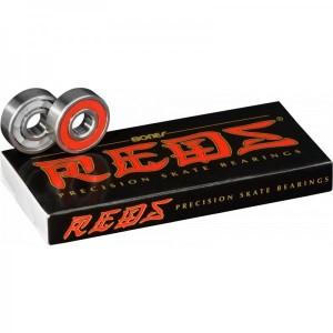 Rulmenti skateboard Bones Reds