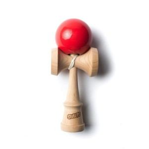 SWEETS KENDAMAS PRIME SOLID RED