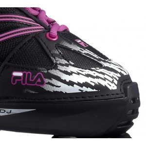 Role copii FILA X-One G Black/Magenta