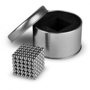 NEOCUBE 216 SFERE MAGNETICE NICHEL 5mm