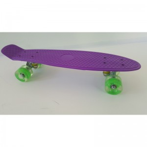 PENNY BOARD MOV CU ROTI LED