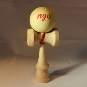 KROM KENDAMA CHARI CO NYC CREAM FULL MAPLE