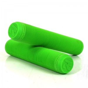 ROOT INDUSTRIES AIR GRIPS-GREEN