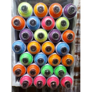 SPRAY MONTANA FLUOR 400 ML
