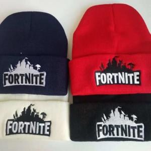 FORTNITE WINTER HAT BLACK