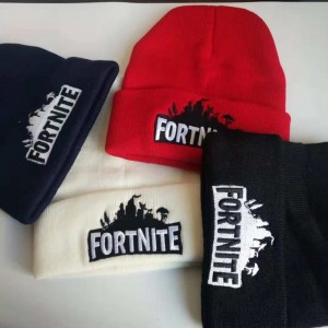 FORTNITE WINTER HAT DARK BLUE