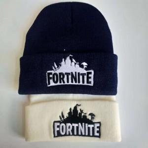 FORTNITE WINTER HAT DARK BLUE