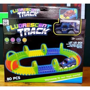 Pista Fluorescenta Track
