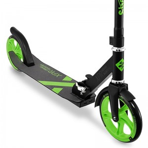STREET SURFING XPR 205mm SCOOTER-BLACK/GREEN