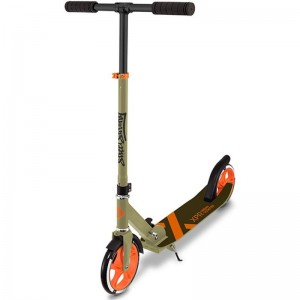 DTREET SURFING XPR 205mm SCOOTER-BROWN/ORANGE
