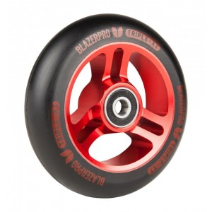 ROATA BLAZERPRO TRIPLE XT-110MM-BLACK/RED