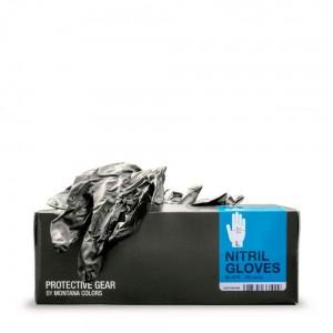 NITRIL GLOVES-BLACK