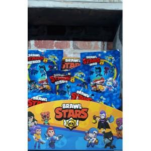 FIGURINA BRAWL STARS HEROS
