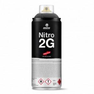 SPRAY MTN NITRO 2G COLORS-400ml