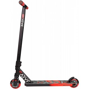 MADD GEAR CARVE PRO X SCOOTER-BLACK/RED