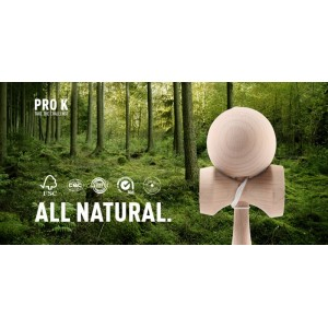 PLAY PRO K KENDAMA NATURAL